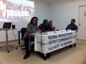 Beirut-Goethe-Institut-Podium-150515