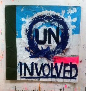 UN INVOLVED, 150130, 175 x 170